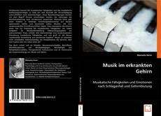 Portada del libro de Musik im erkrankten Gehirn