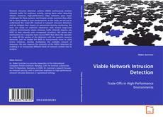 Portada del libro de Viable Network Intrusion Detection