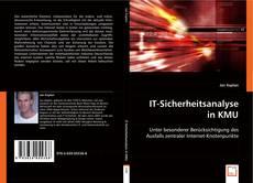 Portada del libro de IT-Sicherheitsanalyse in KMU