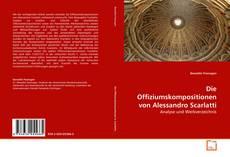 Portada del libro de Die Offiziumskompositionen von Alessandro Scarlatti
