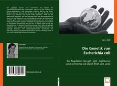 Обложка Die Genetik von Escherichia coli