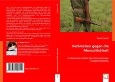 Buchcover von Verbrechen gegen die Menschlichkeit