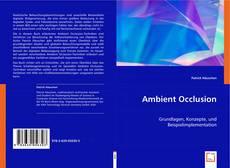 Ambient Occlusion kitap kapağı