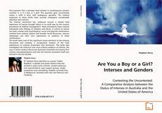 Buchcover von Are You a Boy or a Girl? Intersex and Genders