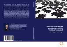 Wissensorientierte Personalführung kitap kapağı