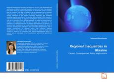 Capa do livro de Regional Inequalities in Ukraine
