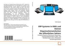 Couverture de ERP-Systeme in KMU und kleinen Organisationseinheiten des öffentlichen Sektors