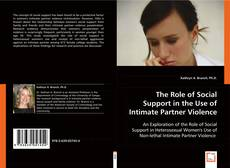 Bookcover of The Role of Social Support in the Use of Intimate Partner Violence