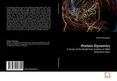 Bookcover of Protein Dynamics