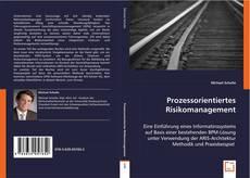 Couverture de Prozessorientiertes Risikomanagement