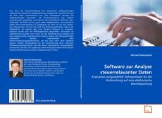 Capa do livro de Software zur Analyse steuerrelavanter Daten