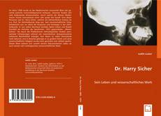 Bookcover of Dr. Harry Sicher