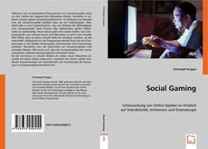 Social Gaming kitap kapağı