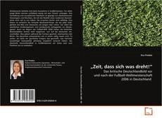"""Buchcover von """"Zeit, dass sich was dreht!"""""""