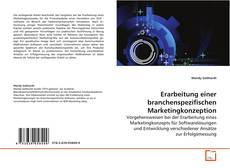Portada del libro de Erarbeitung einer branchenspezifischen Marketingkonzeption