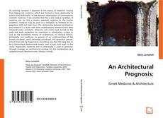 Capa do livro de An Architectural Prognosis: