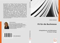 Buchcover von Fit für die Buchmesse