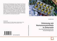 Bookcover of Zulassung von Humanarzneimitteln in Österreich