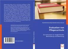 Buchcover von Evaluation von Pflegecurricula