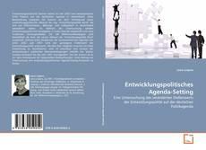 Portada del libro de Entwicklungspolitisches Agenda-Setting