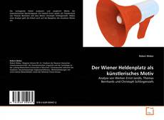Capa do livro de Der Wiener Heldenplatz als künstlerisches Motiv