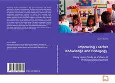 Portada del libro de Improving Teacher Knowledge and Pedagogy