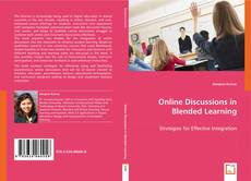 Capa do livro de Online Discussions in Blended Learning