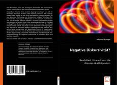 Bookcover of Negative Diskursivität?