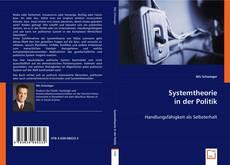 Bookcover of Systemtheorie in der Politik