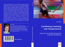 Bookcover of Combining Coaching and Temperament