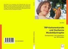 Buchcover von TRP-Kationenkanäle und Duchenne Muskeldystrophie
