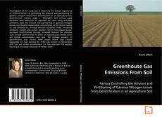 Greenhouse Gas Emissions From Soil kitap kapağı