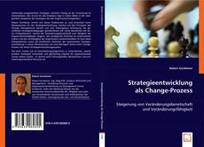 Capa do livro de Strategieentwicklung als Change-Prozess