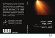 Capa do livro de Digitizing North Indian Music