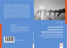Bookcover of Ehrenamtliches Engagement in Wohlfahrtsverbänden