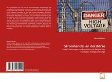 Buchcover von Stromhandel an der Börse