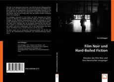 Обложка Film Noir und Hard-Boiled Fiction