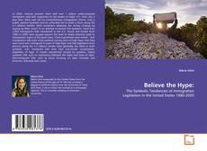 Buchcover von Believe the Hype: