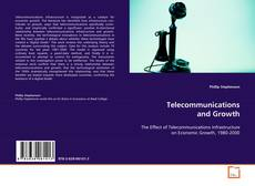 Bookcover of Telecommunications and Growth