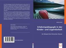 Buchcover von Erlebnispädagogik in der Kinder- und Jugendarbeit