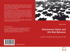 Capa do livro de Attachment Styles and HIV-Risk Behavior
