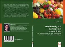 Buchcover von Bestimmung von Pestiziden in Lebensmitteln