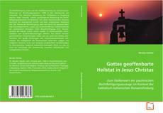 Buchcover von Gottes geoffenbarte Heilstat in Jesus Christus.
