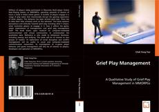 Обложка Grief Play Management