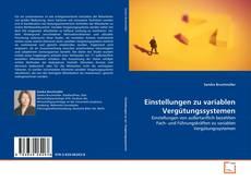 Buchcover von Einstellungen zu variablen Vergütungssystemen