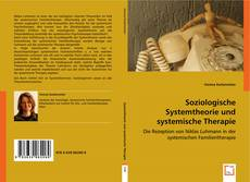 Portada del libro de Soziologische Systemtheorie und systemische Therapie