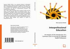 Bookcover of Interprofessional Education