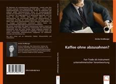 Buchcover von Kaffee ohne abzusahnen?