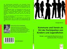 Buchcover von Kommune und Verein als Ort der Partizipation von Kindern und Jugendlichen