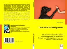 Portada del libro de Tiere als Co-Therapeuten